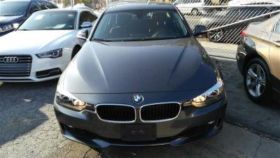 2014 BMW MDX 328i xDrive (Mineral Gray Metallic)
