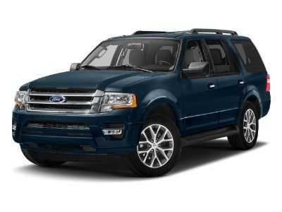 2017 Ford Expedition XLT (White Platinum Metallic Tri-Coat)