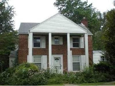 3 Bed 1.5 Bath Foreclosure Property in Silver Spring, MD 20910 - Milford Ave