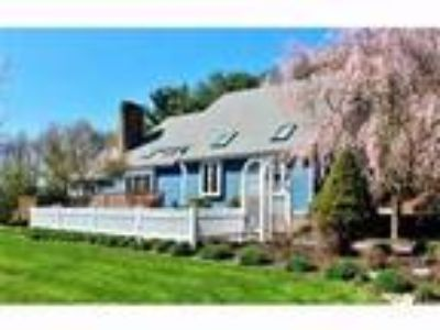 Real Estate For Sale - Four BR, 3 1/Two BA Colonial