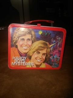 Hardy Boys lunch box from 1977.