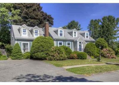 20 Belgian Rd DANVERS Three BR, First time on the market in over