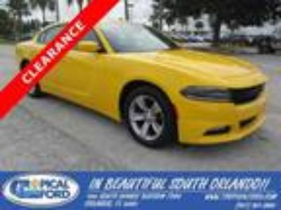 used 2017 Dodge Charger for sale.