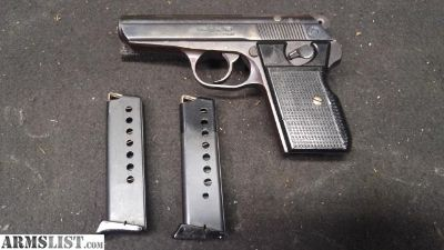 For Sale: CZ Model CZ70 with Ammo