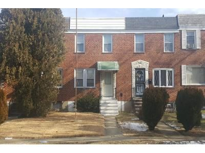 1 Bath Preforeclosure Property in Baltimore, MD 21213 - Ardley Ave