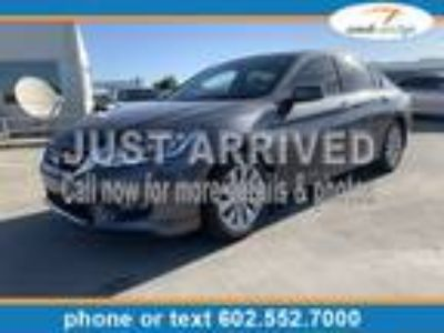 Used 2013 Honda Accord Sdn EX-L in Scottsdale, AZ