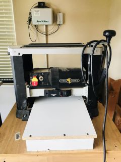 Helical Head Planer