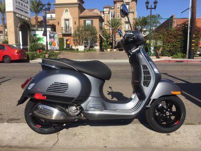 2018 Vespa GTS Super Sport 300 250 - 500cc Scooters Marina Del Rey, CA