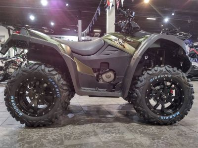 2018 Kymco MXU 700i LE Hunter ATV Sport Utility Salinas, CA