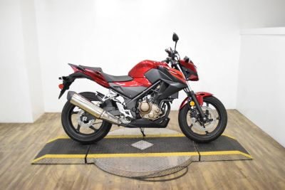 2018 Honda CB300F Sport Wauconda, IL
