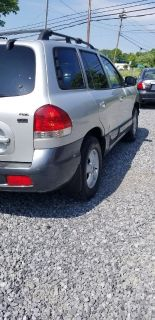 2005 Hyundai Santa Fe GLS (Silver)