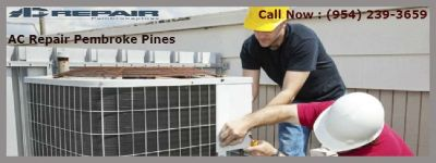 Stop the Irregular Service of AC System with AC Repair Pembroke Pines