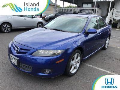 2006 Mazda Mazda6 i (BLUE)
