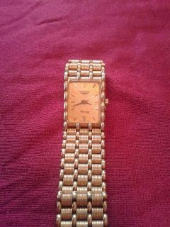 $150, Vintage Ladies Longines Quartz Watch