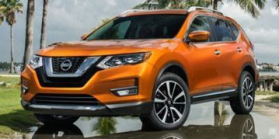 2019 Nissan Rogue SV (Brilliant Silver Metallic)