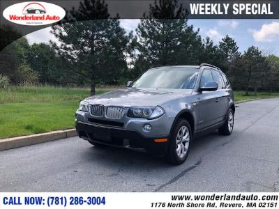 2010 BMW X3 xDrive30i (Gray)