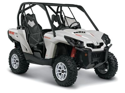 2015 Can-Am Commander DPS 1000 Side x Side Utility Vehicles Eureka, CA