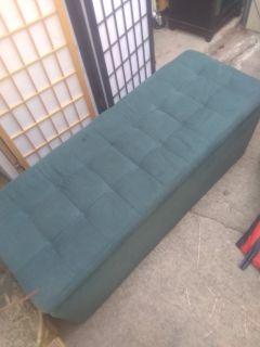 Bench w/ storage
