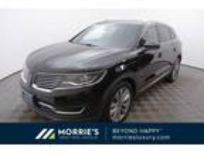 used 2016 Lincoln MKX for sale.