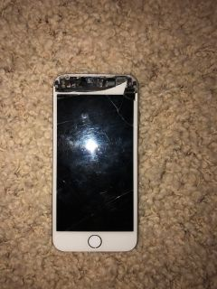 Broken iPhone 5s