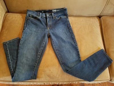 Gap Jeans, 25S or Girls 12