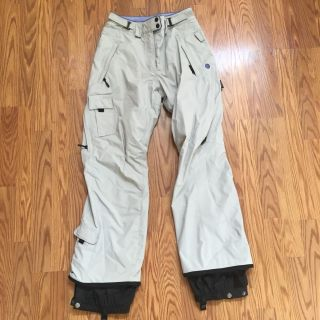 Size Medium Women s Gray Columbia Ski Pants