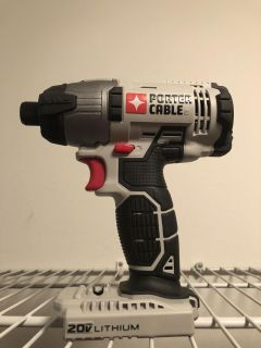 20V Porter Cable 1/4 Impact Driver