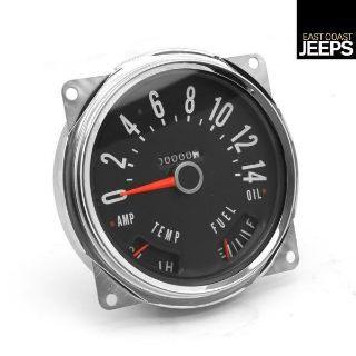 Find 17205.02 OMIX-ADA Speedometer Assembly, 55-79 Jeep CJ Models, by Omix-ada motorcycle in Smyrna, Georgia, US, for US $109.23