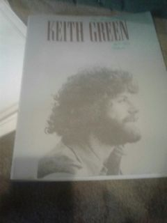 keith green 1977-79