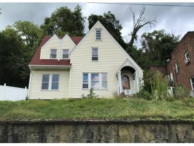 3 Bed 1 Bath Preforeclosure Property in Martins Ferry, OH 43935 - Elm St