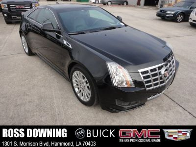 $26,659, 2013 Cadillac CTS Coupe