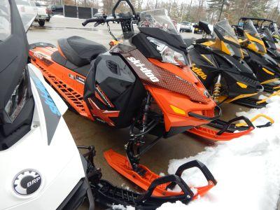 "2015 Ski-Doo Renegade Backcountry X 800R E-TEC E.S. Powdermax 1.75"" Snowmobile -Trail Concord, NH"