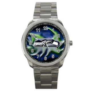 SEATTLE SEAHAWKS Wrist Watch ***** NEW *****
