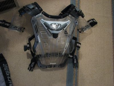 thor chest protector. fits medium to large men