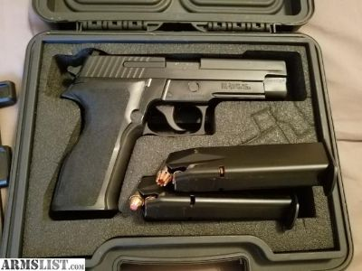 For Sale/Trade: Sig P226R - 40 with RIP Ammo