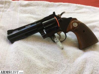 For Sale: 1968 Colt Diamondback .38