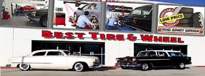 Best Tire & Wheel Auto Repair