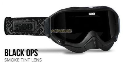 Find 509 Dirt Pro Goggles - Black Ops - Smoke Tint Lens motorcycle in Sauk Centre, Minnesota, United States, for US $49.95