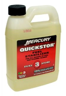Purchase Mercury Marine Quickstor Fuel Stabilizer Treatment (32 Oz/1 Quart) 92-8M0058692 motorcycle in Millsboro, Delaware, United States, for US $24.98