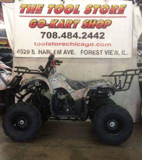 2018 Taotao USA D125 Sport-Utility ATVs Forest View, IL