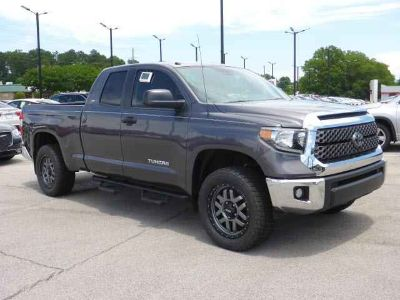 Used 2018 Toyota Tundra 2WD Double Cab 6.5' Bed 4.6L (SE)