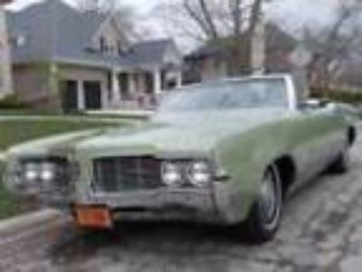 1969 Oldsmobile Eighty-Eight Delta 88 1969 Oldsmobile Delta 88 Convertible 12 x