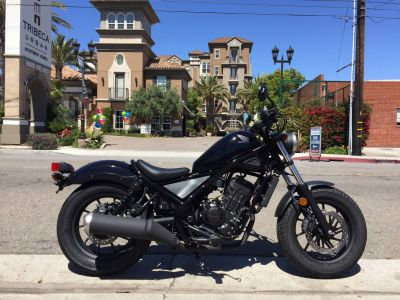2017 Honda Rebel 300 ABS Cruiser Motorcycles Marina Del Rey, CA