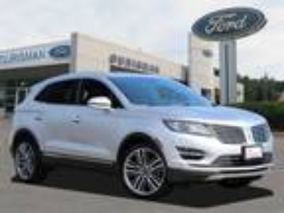 """2016 Lincoln MKC Reserve THX Audio, 20"""" Wheels, Technology and Climate Pkg"""