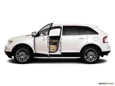 2010 Ford Edge Limited (White Platinum Metallic Tri-Coat)