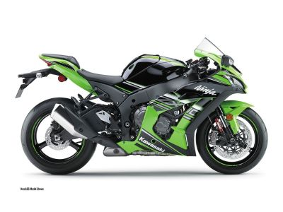 2016 Kawasaki Ninja ZX-10R KRT Edition Supersport Jamestown, NY