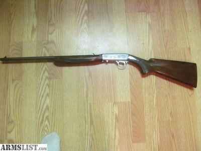 For Sale: browning SA-22