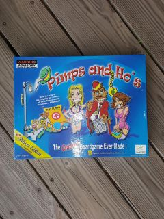 Best (adult) board game ever! Makes alot of fun!!