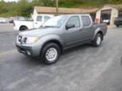 Used 2018 NISSAN FRONTIER For Sale