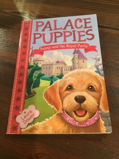 Palace Puppies - Sunny and the Royal Party Paperback